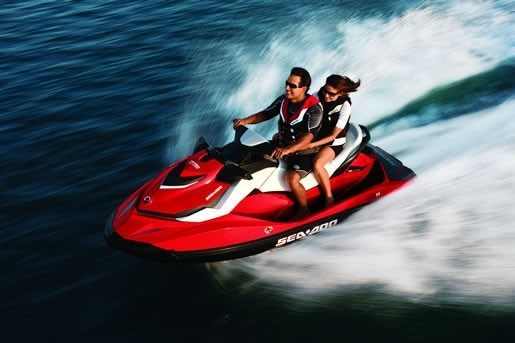2012 Sea-Doo GTI SE 130 Personal Water Craft Boat Review