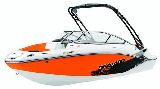 SeaDoo SP210 Quarter