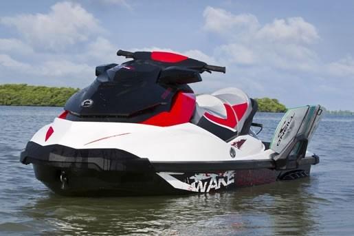 2012 Sea-Doo Wake 155 Personal Water Craft Boat Review - BoatDealers ca