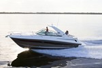 searay 370 venture running