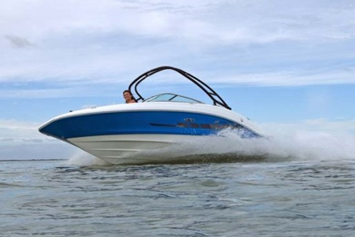 searay 21 jet sideview
