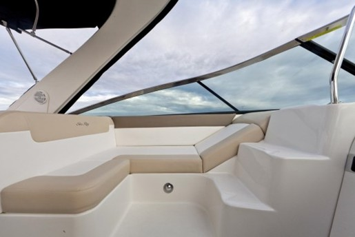 searay 370 venture seating