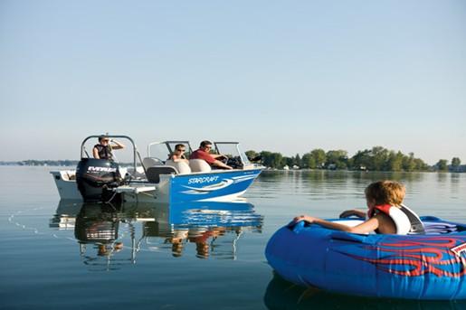 2010 Starcraft Super Fisherman 170 Sport Aluminum Fishing Boat Review Boatdealers Ca