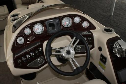 starcraft majestic 256 steeringwheel