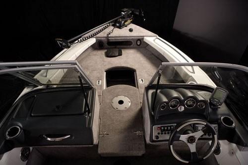 Starcraft 186 Fisherman Helm