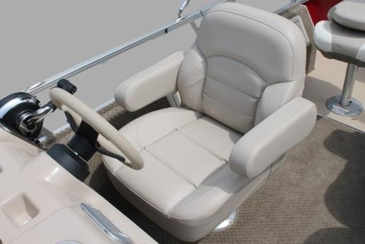 sylvan Mirage Cruise 8522 lz helm