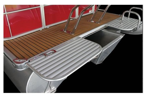 2013 Sylvan Mirage Cruise 8522 Lz Pontoon Boat Review