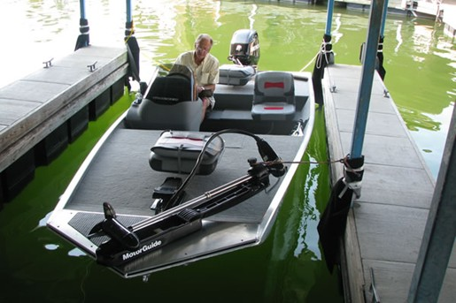 Tracker Pro 165 Dockside