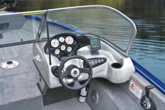 Pro Guide V 175 WT helm