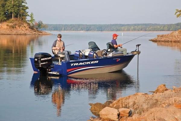 2011 Tracker Targa V-18 Aluminum Fishing Boat Review