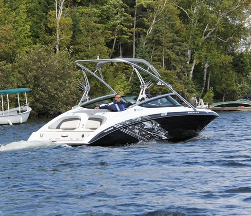 2012 Yamaha 212x Sport Boat Jet Boat Boat Review