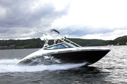 2012 yamaha 212x sport boat jet boat boat review for Yamaha 212x review
