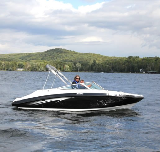 2012 yamaha sx190 sport boat jet boat boat review