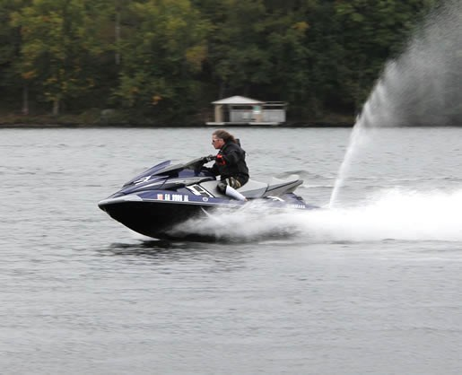 2012 Yamaha FX Cruiser SHO Personal Water Craft Boat Review