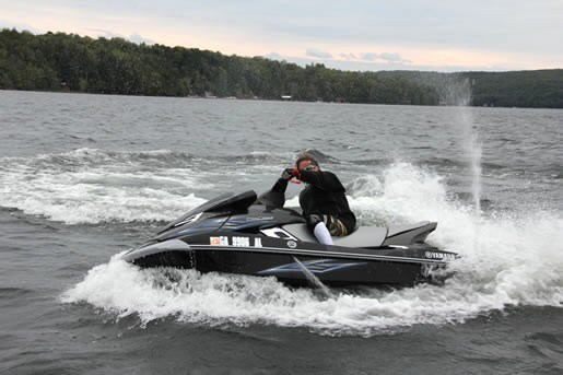 2012 Yamaha FX HO Personal Water Craft Boat Review
