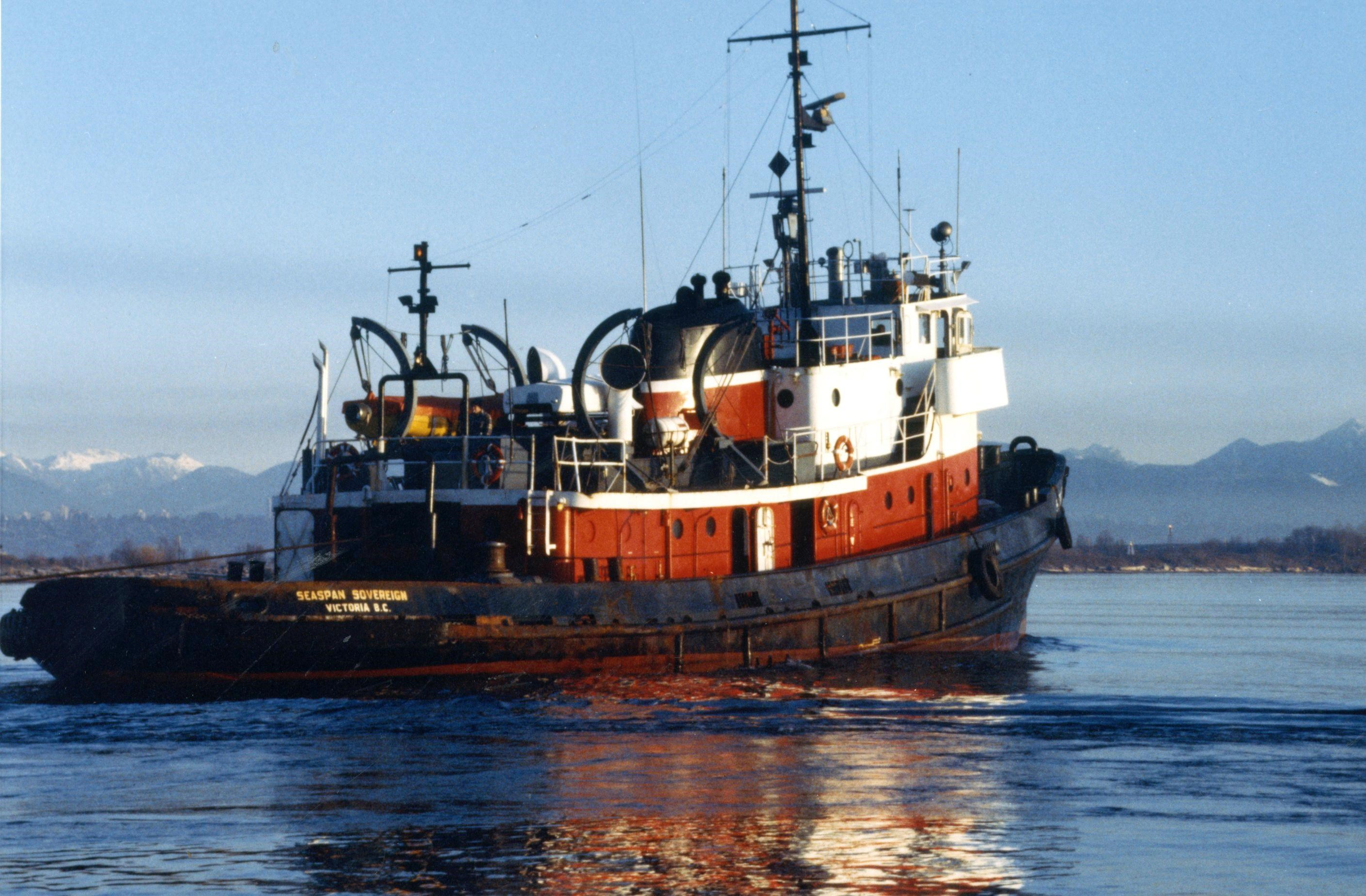 Calumet Shipyard Ocean Going Tug 1944 Used Boat for Sale ...