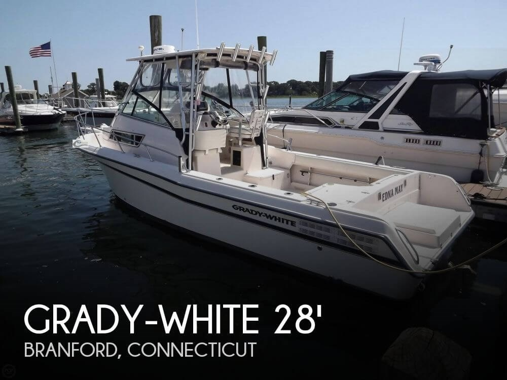 2000 grady white boat for sale white 2000 fishing boat for Grady white fishing boats