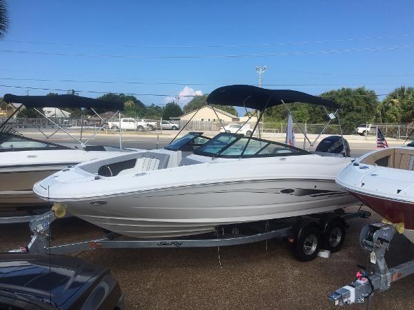 2017 sea ray sdx 220 ob boat for sale 2017 motor boat in for Used boat motors panama city fl