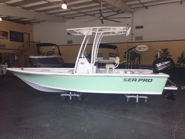 2017 Sea Pro 208 Bay Boat For Sale 2017 Fishing Boat In