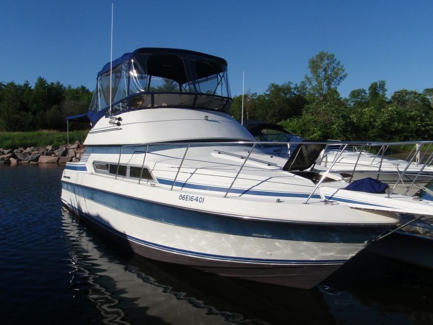 1989 carver 3067 santego boat for sale 50 foot 1989 for 50 ft motor yachts for sale