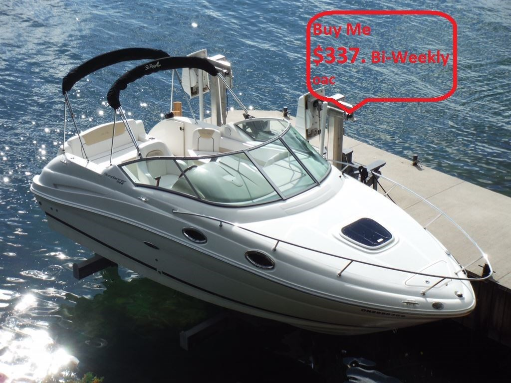 2011 sea ray 240 sundancer boat for sale 8 foot 2011 for Sea ray boat motors