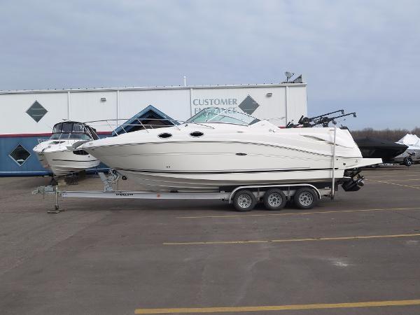 2005 Sea Ray 270 Amberjack Boat For Sale 2005 Motor Boat
