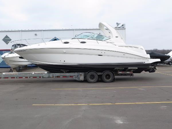 2006 sea ray 320 sundancer boat for sale 2006 sea ray for Boat motors for sale mn