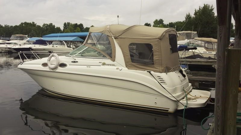 2003 sea ray 260 sundancer boat for sale 50 foot 2003 for 50 ft motor yachts for sale