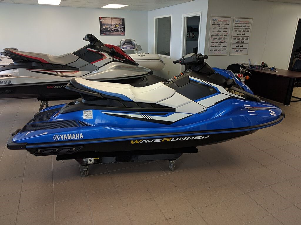 2017 yamaha ex deluxe boat for sale 2017 jetskis for Yamaha pwc dealers