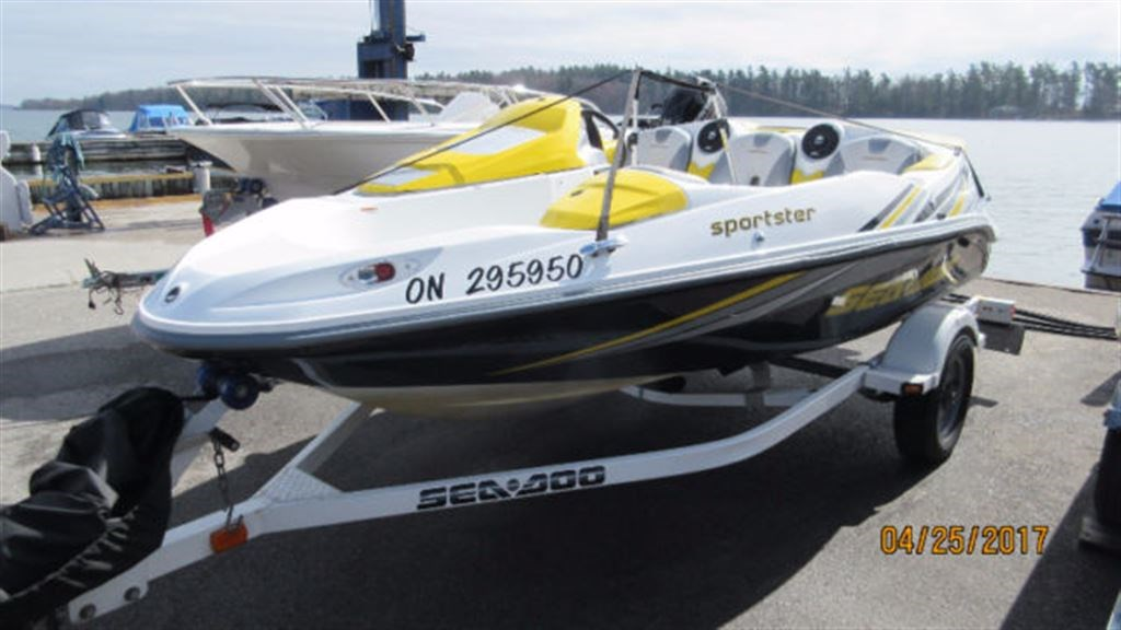 2006 Sea Doo Sportster Boat For Sale 2006 Sea Doo Motor