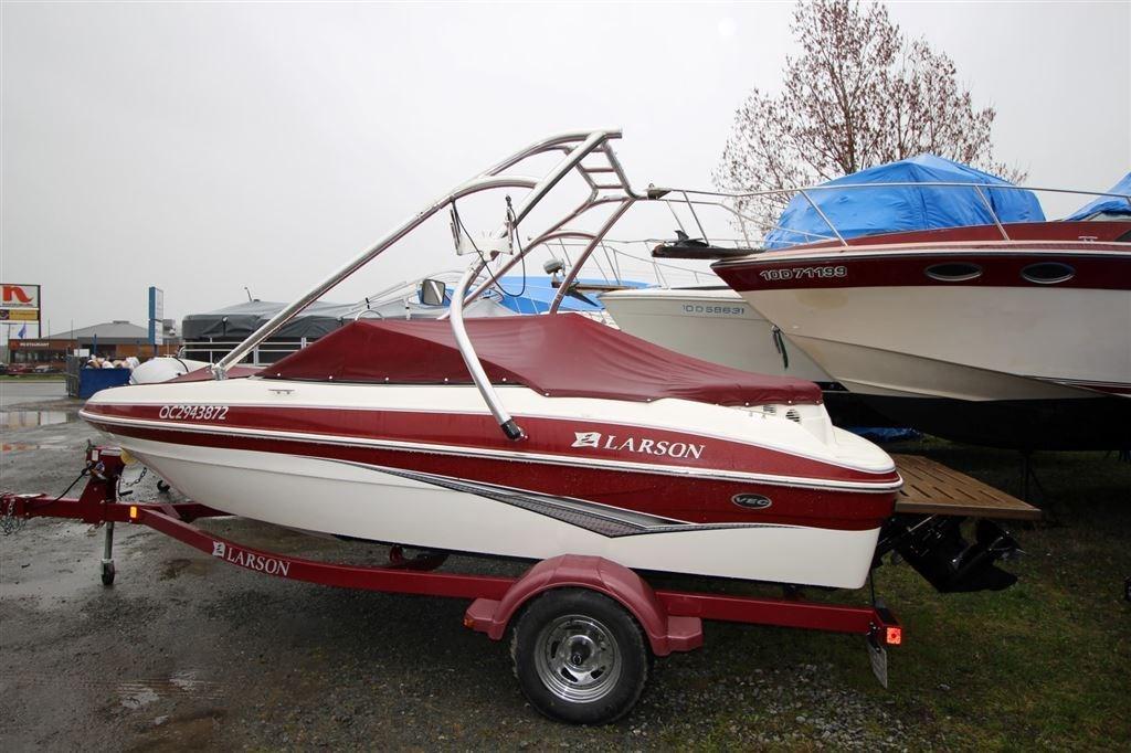 2011 larson lx boat for sale 2011 motor boat in riviere for Larson motors used cars