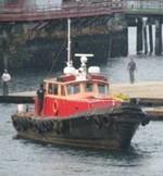 1971 Gladding Hearn Pilot Boat