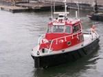 Custom Built Twin Screw Aluminum Work/Tug/Pilot Boat 1987