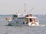 Glen-L Argosy 42 Trawler 1981