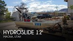 2014 Hydroslide mini airboat
