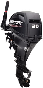 MERCURY 20 MLH OUTBOARD 20 MLH 2015