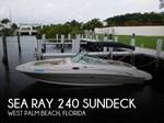 Sea Ray 2005