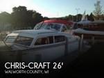 Chris-Craft 1957