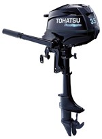 Tohatsu 4 Stroke Outboards 3.5 - 50 Hp 2016