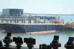 1975 Deck Barge Steel Deck Barge