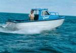 1987 24' x 8'2 Hike Built Aluminum Boat Ref W2317 1987