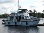 1984 Custom Trawler Aluminum