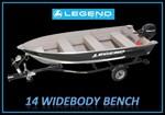 Legend 14 WB BENCH 2017