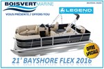 Legend 21 BAYSHORE FLEX 2016