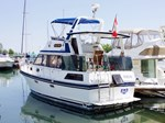 Golden Star Regency 36 Sundeck Trawler 1989