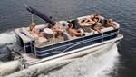 Sylvan Pontoon Boat Mirage 820 Cruise 2017