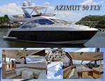 Azimut 50 Flybridge 2016