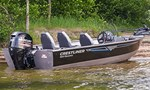 Crestliner 1650 Discovery Side Console 2017