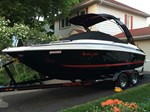 Regal 24 FasDeck with WARRANTY & Heritage trailer 2015