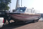1974 Aluminum Jet Boat 12 Passenger - More pictures added!